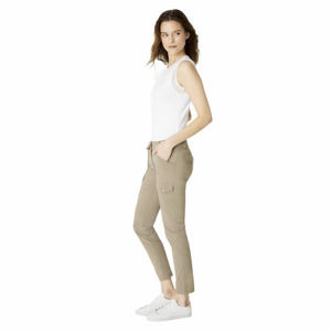 Anatomie Kate Khaki Skinny Cargo Pants